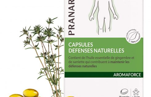 Défenses naturelle huiles essentielles
