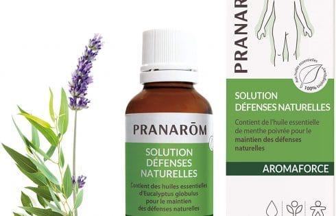 Huile essentielle aroma force