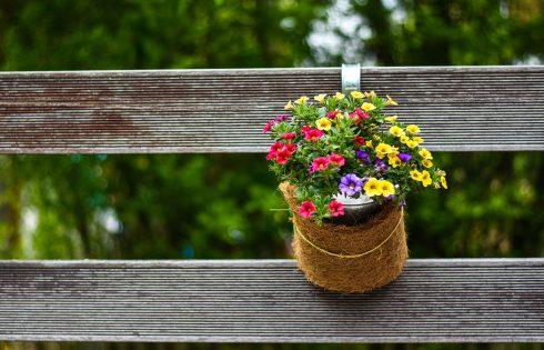 Pot jardin