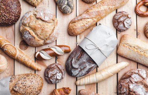 pain moins calorique